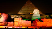 Pyramids Sound and Light Show with Private Transport, Cairo, Theater, Shows & Musicals