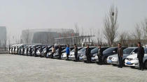 Private Airport Shuttle Transfer Between Yinchuan Hedong Airport and Yinchuan City, Northwest...
