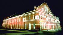 Nashville Holiday Lights Tour Including Lotz House, Nashville, Historical & Heritage Tours