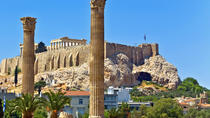 Athens Half-Day Sightseeing Tour, Athens, Vespa, Scooter & Moped Tours