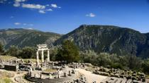 Athens Super Saver: City Sightseeing Tour and Half-Day Cape Sounion Trip plus Delphi Day Trip,...