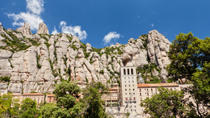 Montserrat Half-Day Small-Group Tour with Optional Cable Car Ride and Skip-the-Line Ticket to La...