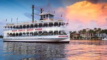 Jungle Queen Riverboat Dinner Cruise and Show, Fort Lauderdale, null