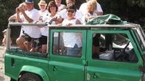 Jungle Jeep Experience, St Lucia, Day Cruises