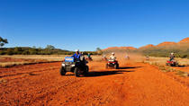 Alice Springs Quad Bike Undoolya Discovery Tour, Alice Springs, 4WD, ATV & Off-Road Tours