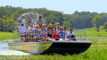 Wild Florida Airboat Ride and Shopping Tour Combo, Orlando, Day Trips