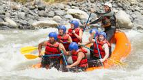Whitewater Rafting on the Chirripó River from San Jose, San Jose