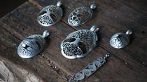 Silver Jewels Workshop in Chora, Kalamata, Once in a Lifetime Experiences