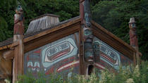 Totem Bight and Potlatch Park plus Ketchikan City Tour, Ketchikan, City Tours