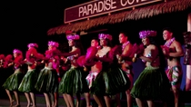 Luau-Vorstellung in Paradise Cove, Oahu, Cultural Tours