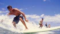 2-Day Sydney Surf Camp Adventure to Seal Rocks, Sydney, Bus & Minivan Tours