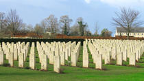 Le Havre Shore Excursion: Private Day Tour of Pegasus Bridge, British Cemetery and Sword Beach, Caen