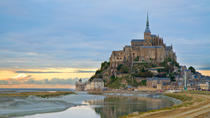 Le Havre Shore Excursion: Private Tour of Mont St-Michel, Caen