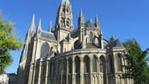 Private Tour: Caen Sightseeing and Bayeux Day Trip from Caen, Caen, Private Sightseeing Tours
