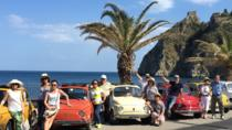 Small-Group 'The Godfather' Film Locations by Classic Fiat 500 and Ape Calessino from Taormina, ...