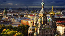 1 Day Optimized Mini-Group City And Peterhof Park Tour, St Petersburg, City Tours