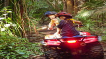 Cancun Combo Tour: ATV and Zipline with Cenote Swim, Cancun