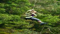 Cancun Combo Tour: Zipline and Off-Road Buggy Adventure, Cancun, 4WD, ATV & Off-Road Tours