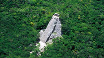Coba Archaeological Site by Bike with Dinner and Show, Cancun