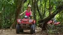 Native's Park ATV Adventure Tour from Cancun Including Cenote Swim, Cancun
