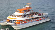 Sightseeing, Snorkeling and Dancing Catamaran Cruise from Cancun, Cancun, null
