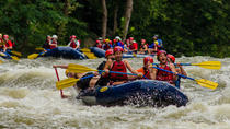White Water Rafting on the Pigeon River, Great Smoky Mountains National Park