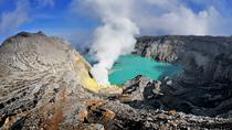 Mount Ijen Blue Fire Trekking Tour from Bali, Bali, Hiking & Camping