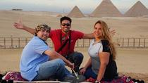 Private Cairo City Tour: Giza Pyramids, Egyptian Museum and Khan Khalili Bazaar, Cairo, Full-day ...