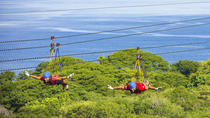 Diamante Eco Adventure Park Day Pass with Lunch, Guanacaste and Northwest