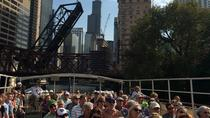 Chicago Architectural River Cruise, Chicago, Day Cruises