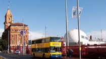 Landausflug in Auckland: Hop-on-Hop-off-Tour mit dem Bus, Auckland