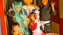 Cosplay Photo Experience in Osaka, Osaka, Cultural Tours