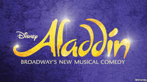 Aladdin de Disney en Broadway, New York City, Theater, Shows & Musicals