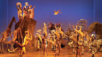 Der König der Löwen am Broadway, New York City, Theater, Shows & Musicals