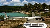 75-Minute Best of Torres Strait Islands Helicopter Tour from Horn Island, Queensland, Helicopter...
