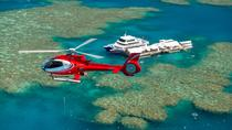 Great Barrier Reef Cruise to Moore Reef Pontoon and Return Helicopter Flight from Cairns, Cairns ...