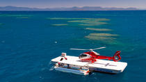 Great Barrier Reef Scenic Helicopter Flight and Return Snorkeling Cruise from Cairns, Cairns &...