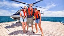 Great Barrier Reef Scenic Helicopter Tour and Cruise from Cairns, Cairns & the Tropical North