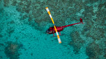 Hubschrauberrundflug und Bootsausflug am Great Barrier Reef ab Cairns, Cairns & Tropical North
