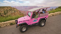 Grand Canyon South Rim Jeep Tour with Transport from Tusayan, Grand Canyon National Park, 4WD, ATV ...