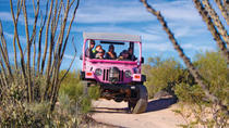 Sonoran Desert Off-Road Jeep Tour with Optional Cowboy Experience, Phoenix, Half-day Tours