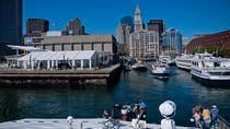 Boston Super Saver: Whale-Watching Cruise plus Admission to New England Aquarium, Boston