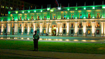 Small-Group Night City Tour: San Cristobal Hill and Dinner Show, Santiago, Night Tours