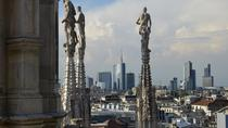 Skip the Line: Duomo Cathedral Rooftop Tour with Panzerotto Luini Tasting, Milan, Skip-the-Line...