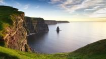 4-Day Cork, Ring of Kerry, Dingle, Cliffs of Moher and Galway Bay Rail Tour, Dublin, Overnight Tours