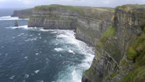 4-Day Ring of Kerry, Limerick, Cliffs of Moher, Galway and Connemara Rail Tour, Dublin