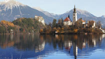 Bled Sightseeing Tour from Ljubljana, Ljubljana, Food Tours