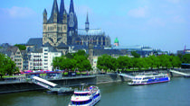Cologne Combo: Sightseeing Cruise and Meal at Hard Rock Cafe Cologne, Cologne, Day Cruises