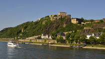 River Rhine Cruise from Koblenz to Boppard: Ehrenbreitstein Fortress and Koblenz Cable Car, Rhine ...