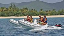 St Maarten Shore Excursion: Rock 'n Roll Snorkel and Sightseeing Safari of St Maarten, Philipsburg, ...
